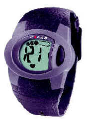 Polar F1 heart rate monitor