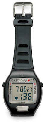cardiosport limit plus heart rate monitor