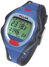 Polar s610 heart rate monitor