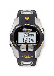 Timex 100 lap GPS Speed and Distance 5E691